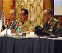 بالصور| عمومية العربي للرياضة العسكرية تعتمد الأنشطة والبطولات الرياضية