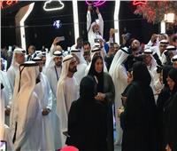 صور| محمد بن راشد يفتتح فعاليات منتدى الإعلام العربي