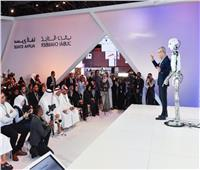 مصطفى الأغا يشارك في منتدى الإعلام العربي بـ«الإعلامي الروبوت»