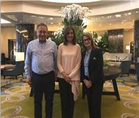 وزيرة الهجرة تدعو سيدة أعمال أسترالية للمشاركة في مؤتمر «مصر تستطيع»