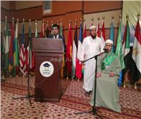 بدء فعاليات الحفل الختامي لمسابقة القرآن الكريم العالمية