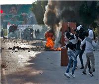 استشهاد فلسطيني في اشتباك بين محتجين وقوات الاحتلال بالضفة الغربية