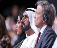 محمد بن راشد | منتدى الإعلام العربي منصة الحوار وتبادل وجهات النظر