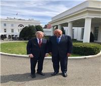 وزير الخارجية يلتقي مستشار الأمن القومي الأمريكي