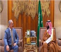 تفاصيل لقاء محمد بن سلمان وحفتر في الرياض