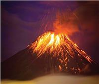 بسبب «البركان الثائر».. رفع حالة التأهب في المكسيك