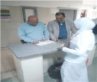 صحة أسيوط تشن حملة ليلية على المستشفيات وتحيل المخالفين للتحقيق