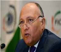 وزراء خارجية مصر والأردن والعراق يعقدون اجتماعًا ثلاثيًا بتونس