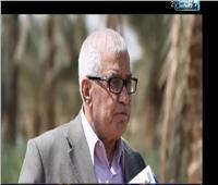 عالم مصري يزرع القمح بالمياه المالحة وبإنتاجية مذهلة