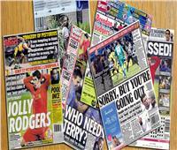 أبرز عناوين الصحف الرياضية العالمية الصادرة اليوم