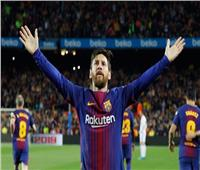 «ميسي» يُعادل أسطورة ريال مدريد في الدوري الإسباني