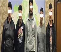ضبط 4 أشخاص بتهمة تحطيم محل تجاري بالإسكندرية