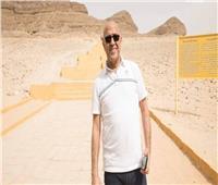 بالصور.. أشرف عبدالباقي وفرقته الجديدة يدعمون السياحة في المنيا