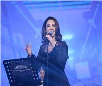 صور  ديانا حداد تحيي حفلًا فنيًا بالكويت
