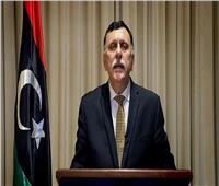 «السراج»: التدخلات السلبية الخارجية أشعلت الأزمة في ليبيا