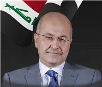 الرئيس العراقي : نحتاج لحوار صريح لتعزيز التعاون بين الدول العربية
