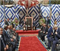 «أبو العزم» يضع حجر أساس لفرع مجلس الدولة الجديد في بني سويف