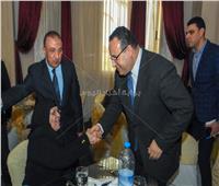 محافظ الإسكندرية يكرم أمهات شهداء الشرطة