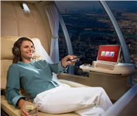 صور| طائرات بدون طيار لركاب طيران الإمارات في 2020