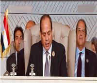 ننشر أبرز تصريحات الرئيس السيسي في افتتاحية القمة العربية الـ30