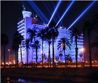 هيئة قناة السويس تشارك في احتفالات اليوم العالمي للتوحد بإنارة منشآتها باللون الأزرق