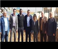 وفد «الكاف» يزور ملاعب التدريب في القاهرة والإسكندرية استعدادًا لأمم إفريقيا
