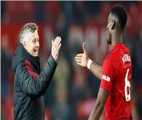 «سولسكاير» ينفي رحيل «بوجبا» عن مانشستر يونايتد