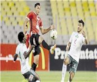 مصطفي محمد لاعب طلائع الجيش يحرز أسرع هدف في الموسم الحالي