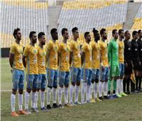 بامبو يحرز الهدف الأول لـ«الدراويش» أمام المقاولون العرب