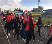 حضور ملفت لـ«مصر» في حفل افتتاح دورة ألعاب «حوض النيل» برواندا