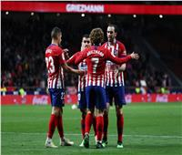 فيديو| أتلتيكو مدريد يضرب جيرونا بهدفين في الدوري الإسباني