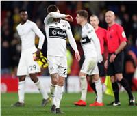فيديو| هبوط فولهام من الدوري الإنجليزي بعد الهزيمة أمام واتفورد