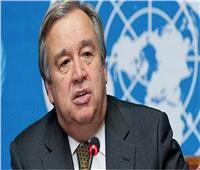 جوتيريش قلق من التحركات العسكرية في ليبيا ويحذر من «المواجهة»