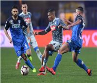 فيديو| نابولي يسقط أمام إمبولي بالدوري الإيطالي