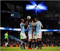 فيديو| مانشستر سيتي يستعيد الصدارة من ليفربول بـ«هدفين» في كارديف