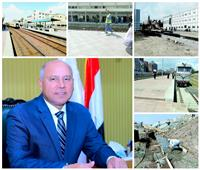 صور| محطـات القطـارات في انتظـار «الوزيـر»