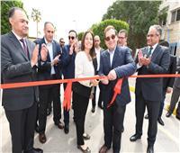 صور | مصر والأردن يفتتحان محطة ضغط الغاز الطبيعي