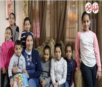 فيديو| هنا دار «ملتقى الأحبة للأيتام».. «ماما ماجدة» طوق نجاة لـ29 طفلا