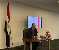 صور| سفير مصر بكندا يعقد لقاءًا موسعاً مع رموز الجالية في مونتريال