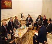 وزير التعليم العالي يبحث مع وفد كازاخستانيا إقامة تحالف جامعات عربي آسيوي