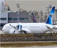 مصر للطيران تتسلم طائرة الأحلام الجديدة الثانية منتصف أبريل