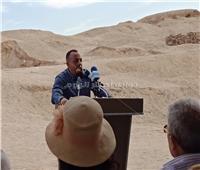 الكشف عن مقبرة «توتو» الكاهن المطهر بالعصر البطلمي| صور
