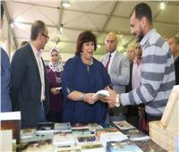 وزير الثقافة تقرر إقامة معرض الإسكندرية الدولي للكتاب في الصيف