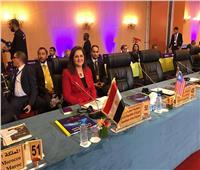 وزيرة التخطيط: البنك الإسلامي للتنمية قدم 7 مليارات دولار غطت 313 عملية