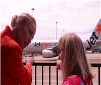 بالفيديو| أول مضيفة طيران مصابة بمتلازمة داون