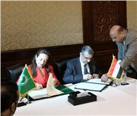 وزير الكهرباء يوقع اتفاقية لتنظيم اجتماعات الدورة الثانية للجنة الفنية للنقل