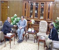 محافظ شمال سيناء: قطار التنمية انطلق بـ «أرض الفيروز» ولن يتوقف