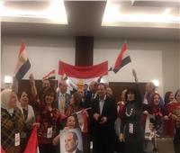 فيديو وصور| الجالية المصرية بأمريكا تنظم ندوة لمناقشة التعديلات الدستورية
