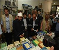 «الشئون الإسلامية» تشارك في معرض الدراسات بدسوق