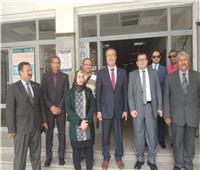«القومي لحقوق الإنسان» يعرض رؤية المجلس حول الرعاية الصحية بسوهاج
